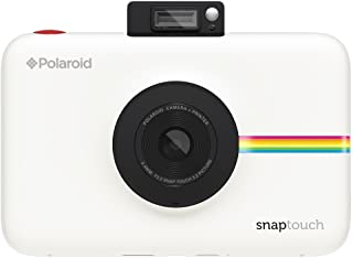 Polaroid Snap Touch Camera And Mobile Printer White