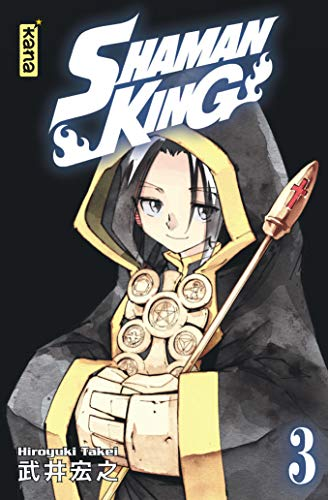 Shaman King Star edition Tome 3