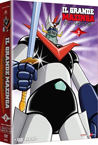 Il Grande Mazinga- Volume 2 (Collectors Edition) (7 DVD)