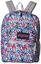 JanSport Big Student Petal To The Metal Print One Size