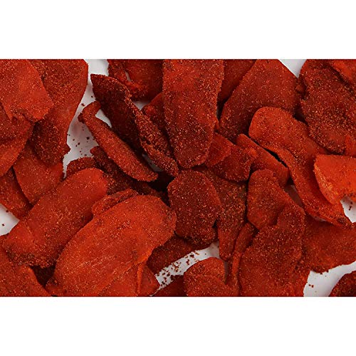 Dried Chili Mango Bulk 2 Pound Bag