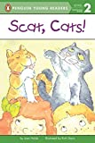 Scat, Cats! (Penguin Young Readers, Level 2)