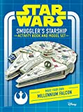 Star Wars: Smuggler's Starship Activity Book and Model: Make Your Own Millennium Falcon