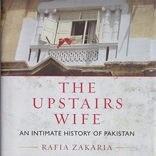 The Upstairs Wife audiobook cover art