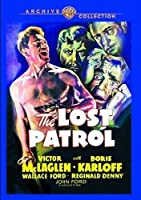 The Lost Patrol [DVD]