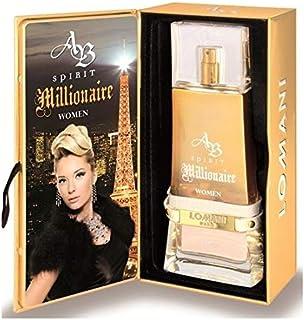 AB Spirit Millionaire by LOMANI for Women 3.3 fl oz