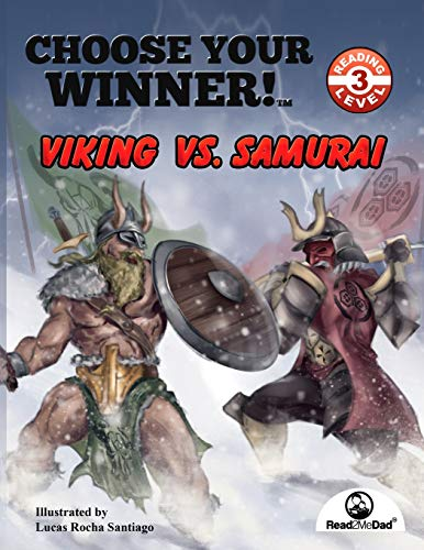 Choose Your Winner: Viking vs Samurai: 6