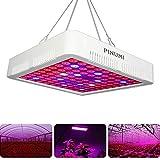 LED Coltivazione Indoor 600W Lampada LED Grow Luci per Idroponica Pianta Fruttificazione e Fioritura nella Serra Grow Box
