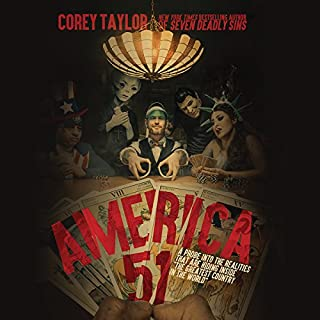 America 51 cover art