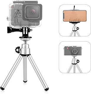 Vamson VP413 for GoPro Accessories Mini Scalable Monopod Tripod for Gopro Hero 9 8 7 6 5 4 for Action Camera DJI OSMO Acti...