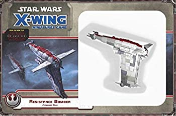 Star Wars  X-Wing - Resistance Bomber Expansion