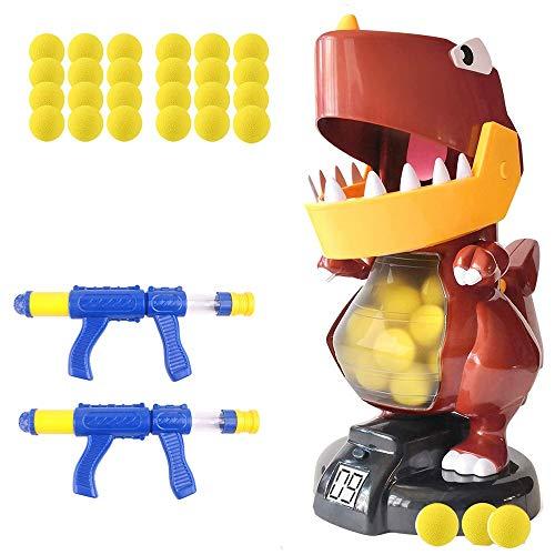 YUN Pistola Giocattolo Elettrico,Blaster con dardi per Bambini da 8 Anni in su ,Blaster con Dardi, Multicolore (Color : Red)