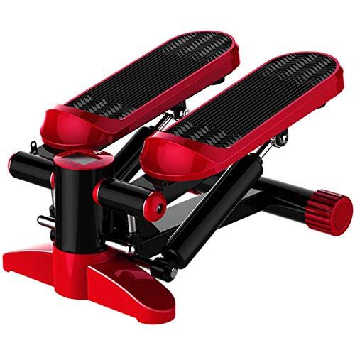 YUESFZ Máquinas de Step Stepper Decathlon Instrucciones Equipamiento Deportivo Ultra Silencioso Bicicleta...