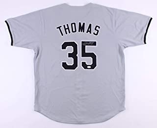 Best frank thomas jersey for sale Reviews