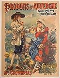 AZSTEEL Produits D'Auvergne Poster