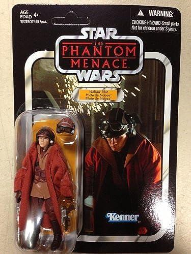 40% de descuento Star Wars Wars Wars Vintage Collection 2012 Wave 7 VC72 Naboo Pilot Figure by Hasbro  minoristas en línea
