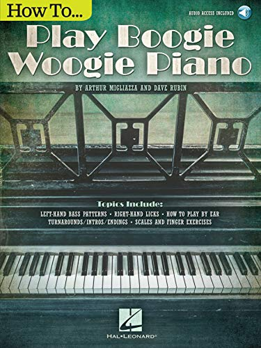 How to Play Boogie Woogie Piano (English Edition)
