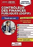 Concours Contrôleur des Finances publiques (DGFIP) - Catégorie B - Tout-en-un - Concours 2021-2022 (2021)