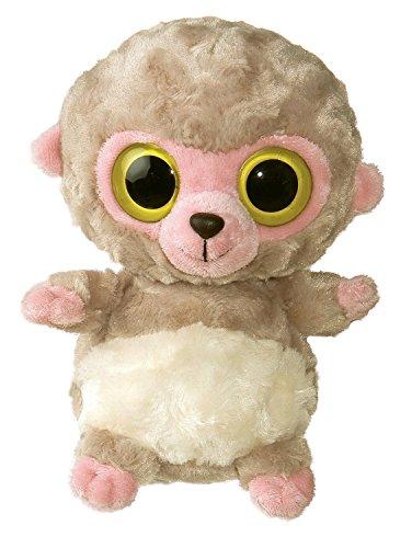 Aurora Sasa - Macaque japonais - 26 cm - Yoohoo & Friends - Peluche pour enfants