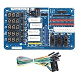 LCD TV Motherboard Tester Diagnostic Kit, Power Board Inspection and Maintenance, with Digital Display