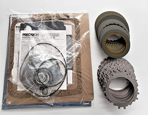 4L60E 4L60-E MASTER KIT W/HIGH FRICTION CLUTHES AND STEEL (1993-2003)