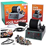 Best Polisher Kits - Advanced Professional Rock Tumbler Kit - with Digital Review