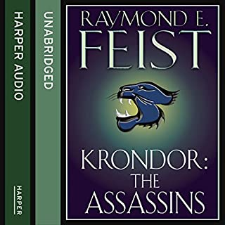 Krondor: The Assassins cover art