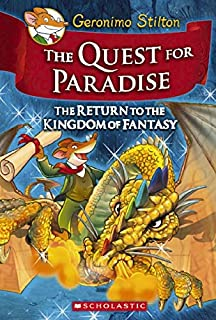 Geronimo Stilton and the Kingdom of Fantasy #2: The Quest for Paradise, Volume 2