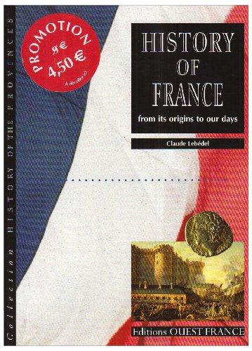 Histoire de la France (Angl)Dble Mono