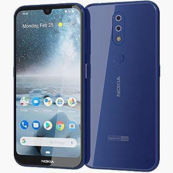 Nokia 4.2 Dual SIM - Smartphone (14,5 cm (5,71 pulgadas), cámara principal de 13 MP, 3 GB de RAM, 32 GB de memoria interna, Android 9 Pie), color azul: Amazon.es: Electrónica