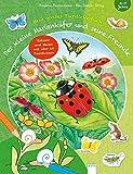 Der kleine Marienkäfer und seine Freunde: Mein großes Tierstickerbuch