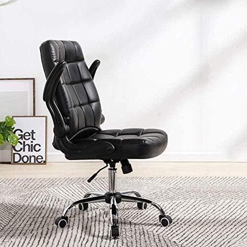 Büro Für Stühle, Drehsessel Computer Haushaltslifting Konferenzpersonal Kniestuhl (Farbe: Braun)