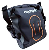 AQUAPAC Wasserdicht Kameratasche, schwarz-grau, 100 x 130 x 45 mm, 020,