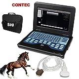 CONTEC CMS600P2 Vet Veterinary,Portable Laptop B-Ultrasound Scanner Machine for Horse/Equine/Sheep Big Animal Use Newest FDA (Convex Probe)