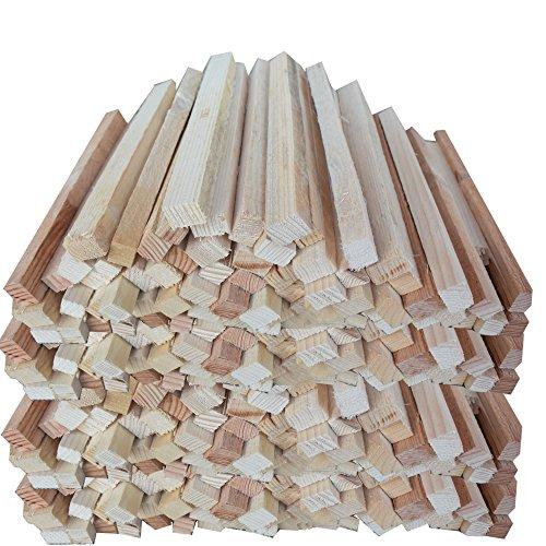 20 kg Anzündholz Anmachholz Brennholz Feuerholz für Kamin und Ofen sauber und trocken