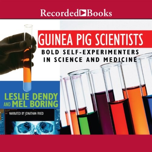 Guinea Pig Scientists audiobook cover art