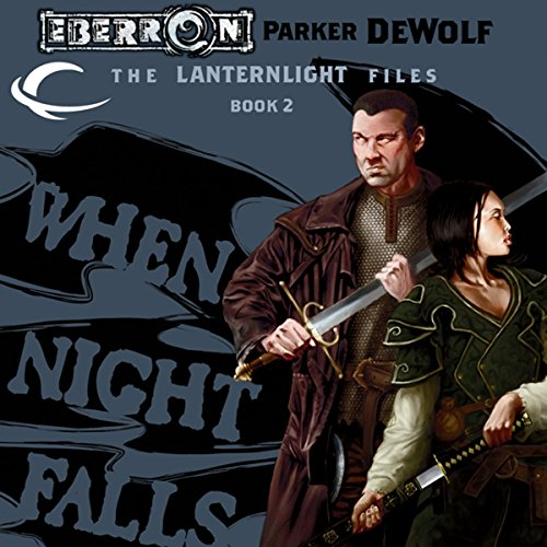 When Night Falls audiobook cover art