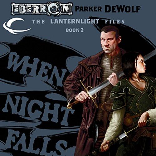 When Night Falls cover art