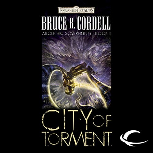 City of Torment audiobook cover art