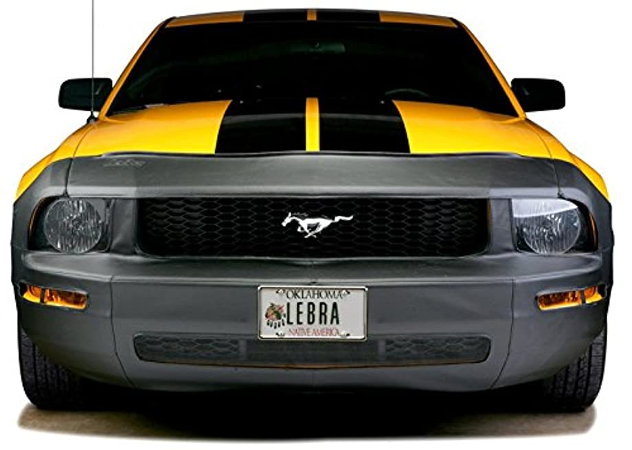 LeBra 551442-01 Each LeBra is specifically designed to your exact vehicle model. If your model has fog lights special air-intakes or even pop-up headlights there is a LeBra for you. Front End Bra LeBra Custom Front End Cover