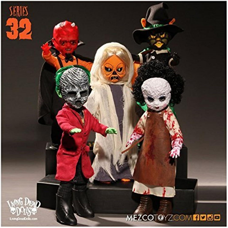 productos creativos Living Dead Dolls Series 32 Set of 5 5 5 by Living Dead Dolls  para proporcionarle una compra en línea agradable