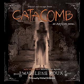 Catacomb audiobook cover art