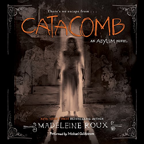 Catacomb audiobook cover art