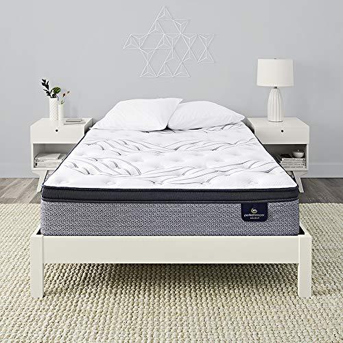 """Serta Perfect Sleeper 13.75"""" Kleinmon II Pillow Top Firm Innerspring Mattress Set -Full"""