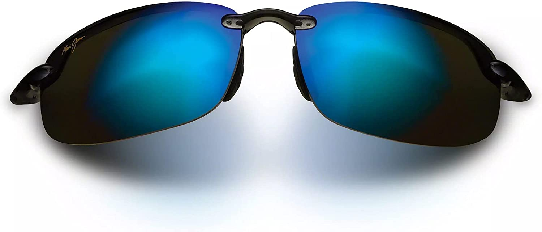 Maui Jim Ho'okipa Rectangular Sunglasses