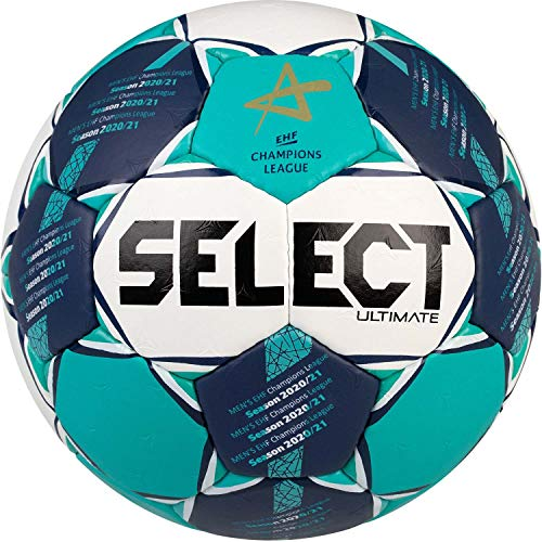 Select Unisex– Erwachsene Ultimate CL Wettspielball, Weiss, 3