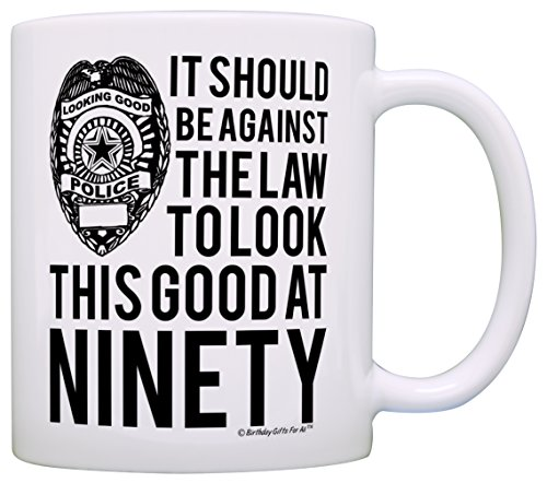 It Should Be Against the Law Funny Mug
