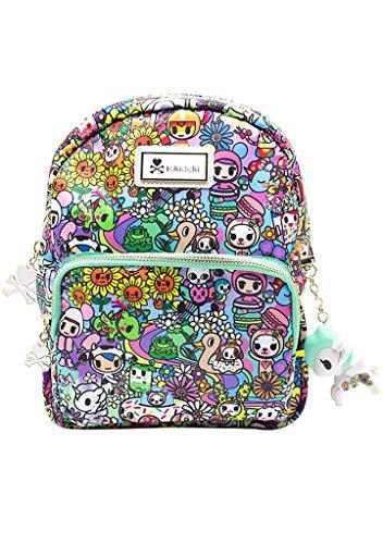 TOKIDOKI Flower Power Mini Backpack - School, daybag, Sports