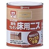 カンペハピオ 油性ウレタン床用ニス とうめい 1.6L