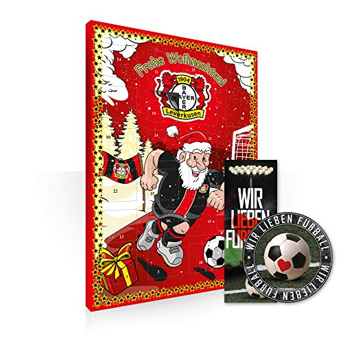 Bayer Leverkusen Adventskalender